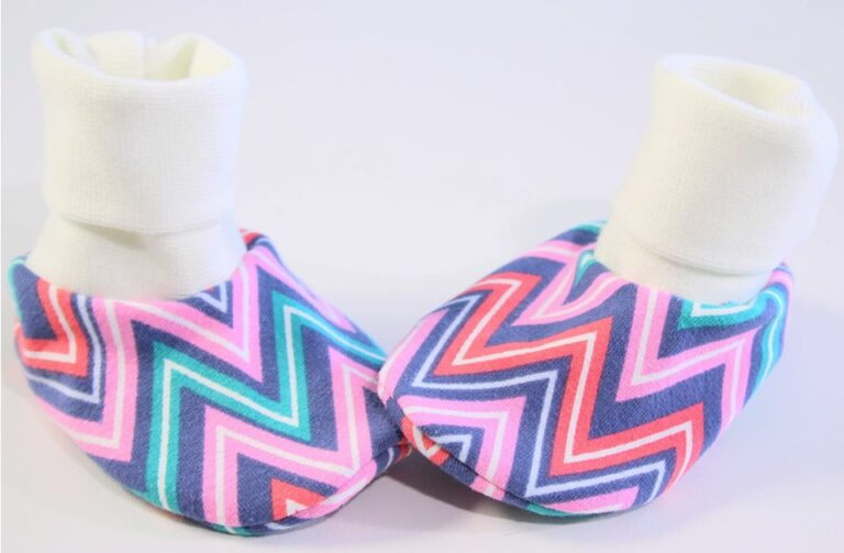 Coser para Vender : Zapatitos o Escarpines de bebé